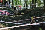 Závod Českého poháru MTB v Kutné Hoře. Kategorie elity mužů a U23.