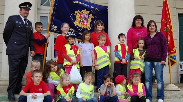 Sbor dobrovolných hasičů Močovice.
