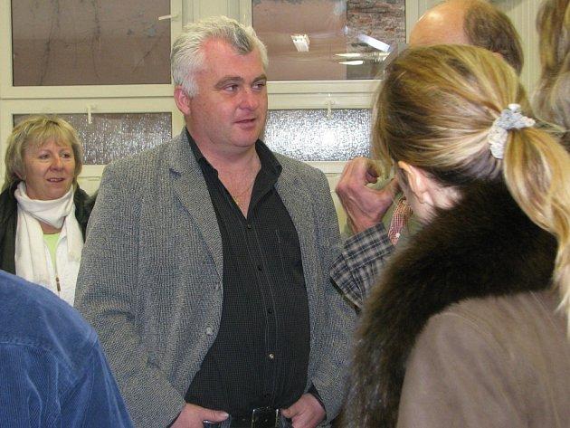 Jaromír Strnad.