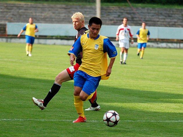 28. kolo krajského přeboru: Kutná Hora - SK Rakovník 4:1, 5. června 2011.
