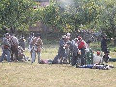U Lipiny se v sobotu strhla bitva
