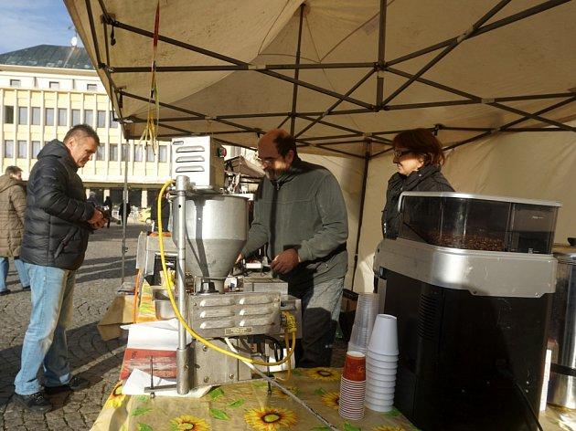 Předvánoční trh v Kutné Hoře 10. prosince 2016