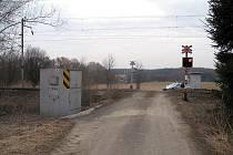 Místa krádeží měděných kabelů podél tratí na Kutnohorsku.