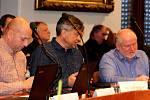 Ze zasedání kutnohorského zastupitelstva. Archivní foto.