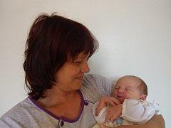 Júlie Winklerová se narodila 1. října v Čáslavi. Vážila 3360 gramů a měřila 50 centimetrů. Doma v Kutné Hoře ji přivítali maminka Irena, tatínek Jan a bratr Michal.