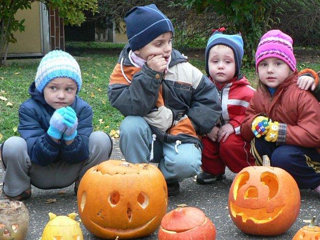 Děti z Mateřské školy 17. listopadu Kutná Hora.