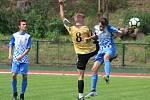 Fotbalový přátelský zápas, dorostenci, kategorie U19: FK Čáslav - SK Union Čelákovice 2:1 (1:1).