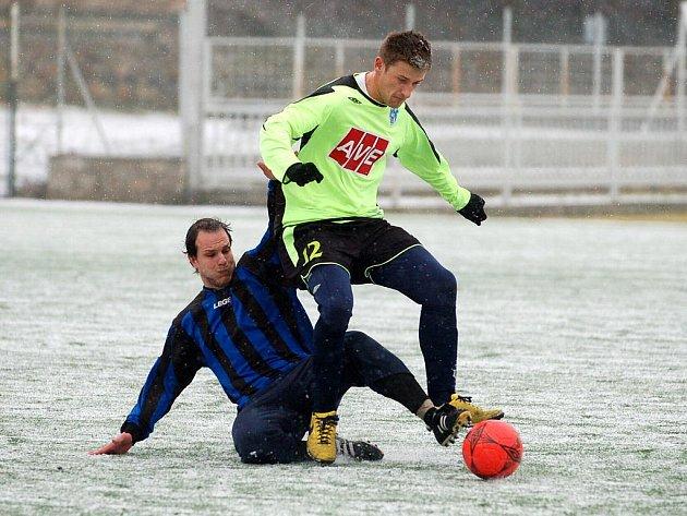 Příprava: Zenit Čáslav B - Sparta Kutná Hora 1:1, 19. února 2011.