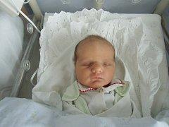 Adéla Ostrýtová se narodila 8. června v Čáslavi. Vážila 3050 gramů a měřila 50 centimetrů. Doma v Praze ji přivítali maminka Lenka a tatínek Aleš.