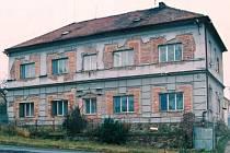 Horušice, bývalá budova školy