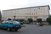 Hotel Baťov ve Zruči nad Sázavou.