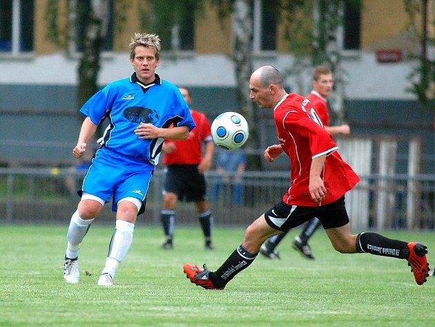 1. kolo I. A třídy: Uhlířské Janovice - Červené Pečky, 11. srpna 2010.