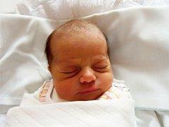 Rozálie Kubešová se narodila 19. prosince v Čáslavi. Vážila 2570 gramů a měřila 48 centimetrů. Doma v Nové Vsi u Leštiny ji přivítali maminka Tereza a tatínek Stanislav.