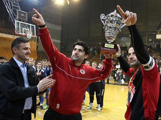 V roce 2011 Benago kosovský turnaj vyhrálo!