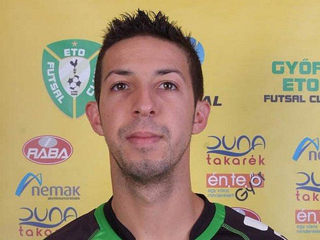 Fouad Amrani z Maroka.