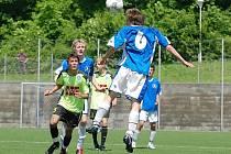 24. kolo Divize C staršího dorostu: Čáslav - Liberec B, 5. června 2010.