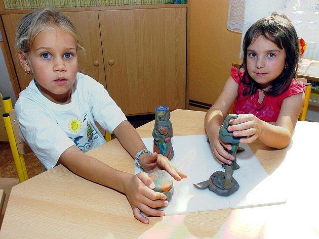 Děti ze Záboří si hrají v novém