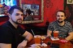 Cocktail Bar Barborská v Kutné Hoře: den před jeho uzavřením v důsledku vládních opatření souvisejících s koronavirem.