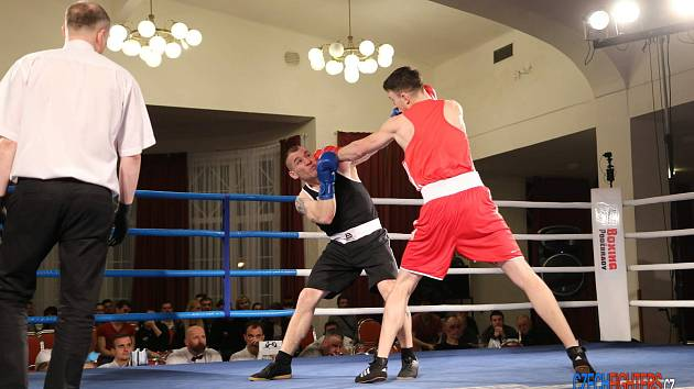 Kutnohorští boxeři Sebastien Macháček a Tomáš Laube vybojovali na galavečeru v Poděbradech dvě výhry.