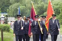 Vlastějovičtí dobrovolní hasiči uspořádali velké oslavy ke 110. výročí, další plánují až za pět let.