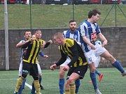 Čáslavští fotbalisté otočili duel s Kratonohy