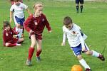 Fotbalový mistrovský turnaj mladších přípravek ve Zruči nad Sázavou: FK Čáslav B - Sparta Kutná Hora A 1:18.