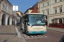 Do centra Kutné Hory zajel 11. června první autobus městské hromadné dopravy.