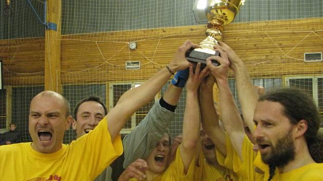 Finále Futsal ligy Restaurace Na Valech, čtvrtek 14. května 2009