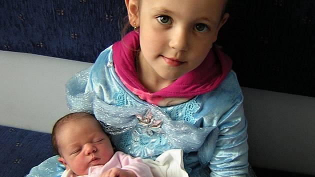 Eva Stehlíková se poprvé na svět podívala 11. dubna 2018 v 11.55 hodin v Čáslavi. Vážila 3480 gramů a měřila 51 centimetrů. Doma v Čáslavi ji přivítají maminka Petra, tatínek Milan a čtyřletá sestřička Maru.