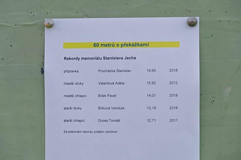 Ze 17. ročníku Memoriálu Stanislava a Petra Jechových v Uhlířských Janovicích.