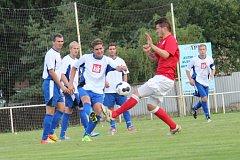 AFK Tuchlovice - FK Kavalier Sázava  2:1 (1:0)