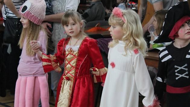 Dětský karneval v Malíně