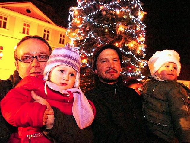 Rozsvícení vánočního stromu a Slavnostní mše v Kutné Hoře