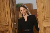 Adéla Kloudová, vedoucí kanceláře tajemníka Městského úřadu v Kutné Hoře.