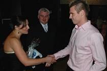 Ples fotbalového klubu Zenit Čáslav v hotelu Grand.