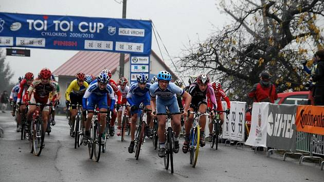 Sedmí závod Toi Toi Cup na Holých Vrších, sobota 17. listopadu 2009