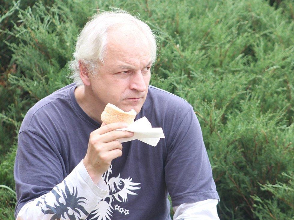 Kaňkovský hornický jarmark 2014