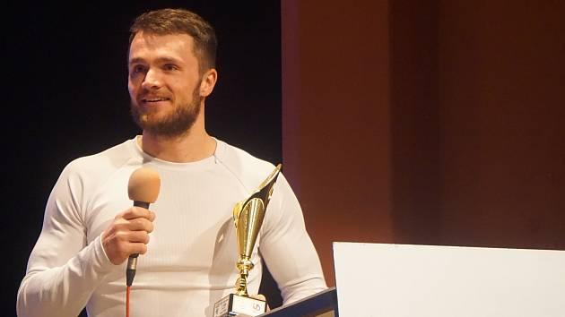 Sportovec roku 2016 Tomáš Tvrdík