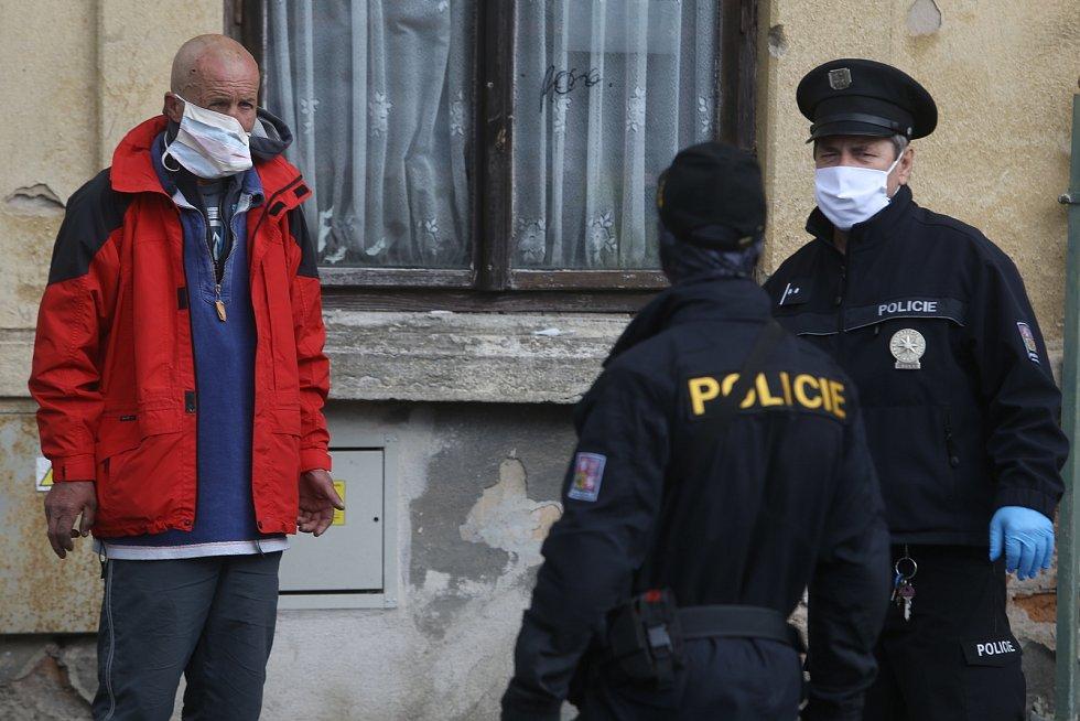 Z policejního vyšetřování u vlakové zastávky Kutná Hora město v pátek 15. května odpoledne.