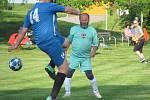 Fotbalová III. třída: FK Miskovice - TJ Sokol Červené Janovice 3:0.