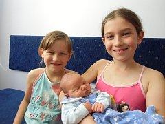 Tomáš Richter se narodil 14. června v Čáslavi. Vážil 3520 gramů a měřil 54 centimetrů. Doma v Kutné Hoře ho přivítali maminka Markéta, tatínek Vít a sestry Karolína a Michaela.