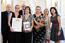 Kutnohorská Masaryčka získala Evropskou jazykovou cenu Label 2019 za svůj projekt.