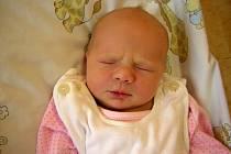 Klaudie Valášková se narodila 26. dubna 2019 v 6.42 hodin v čáslavské porodnici. Vážila 3400 gramů a měřila 51 centimetrů. Doma v Zaříčanech se na ni těší maminka Darina, tatínek Jan, jednadvacetiletá sestra Denisa a patnáctiletý bratr Martin.
