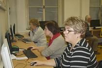 Počítačový kurz na ZŠ Žižkov v Kutné Hoře