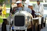 INT Veteran Rallye Kutná hora 2010, sobota