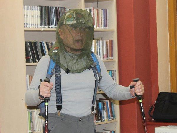 Přednáška oKamčatce vMěstské knihovně Kutná Hora
