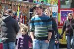 I na Velikonoční neděli zavítaly na Sedleckou pouť davy lidí.