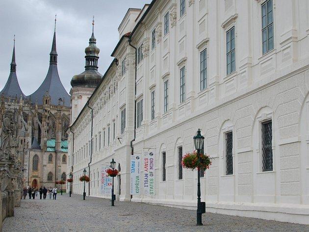 Galerie Středočeského kraje.