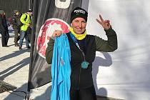 Svůj první závod Spartana dokončila i Kutnohoračka Vlasta Havlíčková z Olympia Spartan Training KH.