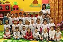 Mateřská škola 17. listopadu v Kutné Hoře - třída Jahůdky.